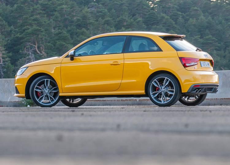 Audi S1 a prueba