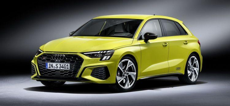 Audi S3 2020 P
