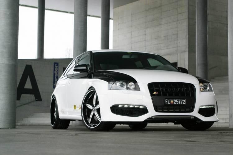 Audi S3 Boehler BS3 Concept