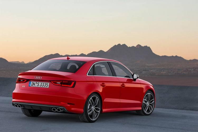¿Un Audi RS3 sedán? Podría ser una realidad en 2016