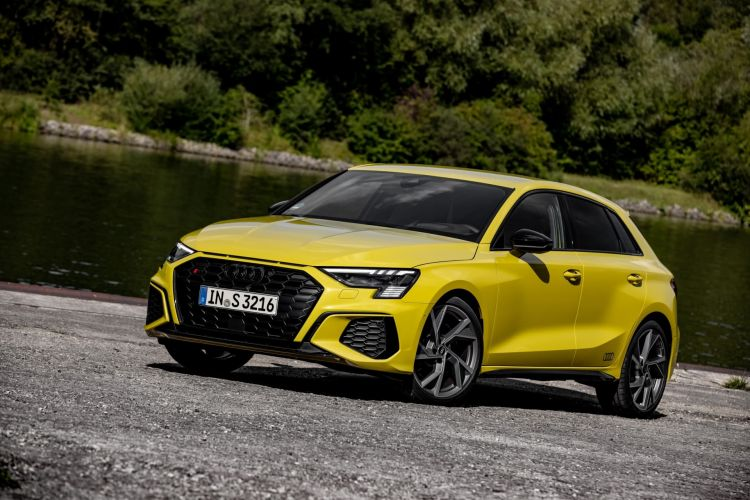 Audi S3 Sportback 16