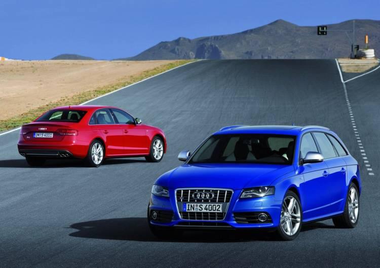 Audi S4, sedán y Avant