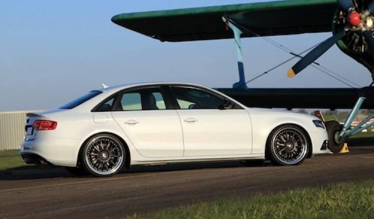 Audi S4 Avus Performance