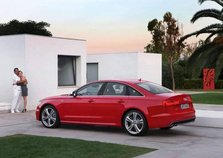 Audi S6 y Audi S6 Avant