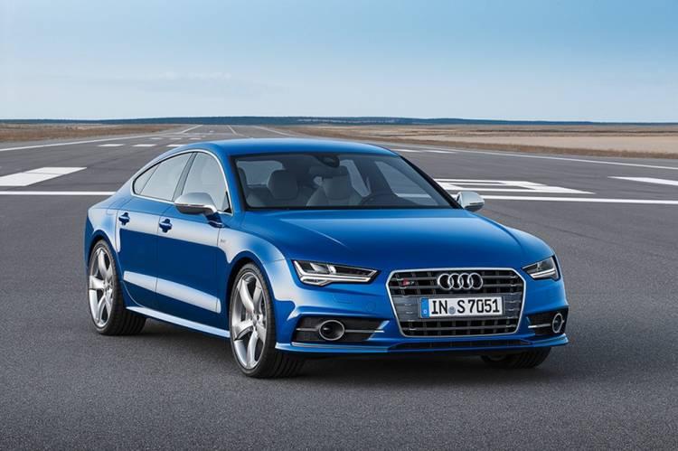 Audi A7 2014: evolucionan sus mecánicas y aparecen ligeros cambios en detalles como las ópticas