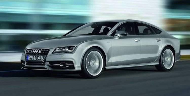 Audi S6, S7, S8