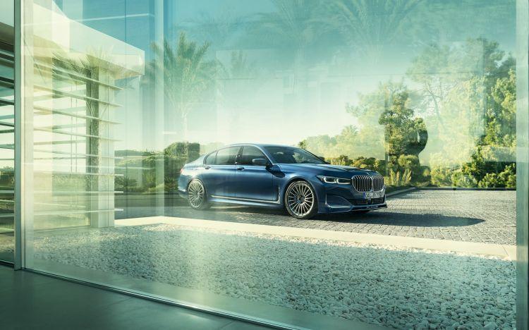 Audi S8 2020 Abt Vs Bmw Alpina B7
