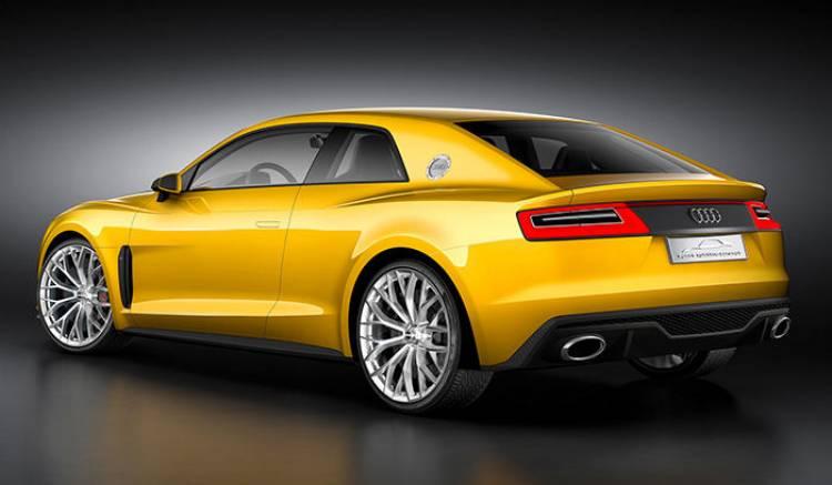 Nuevas claves del Audi Sport Quattro de producción