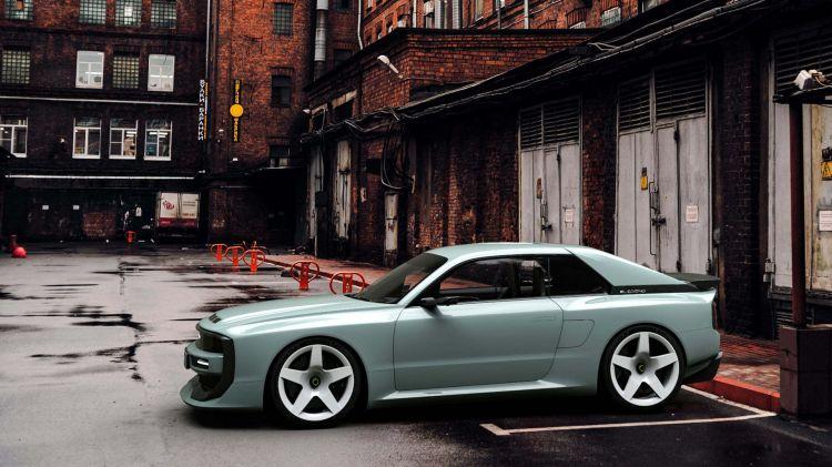 Audi Sport Quattro E Legend El1 2
