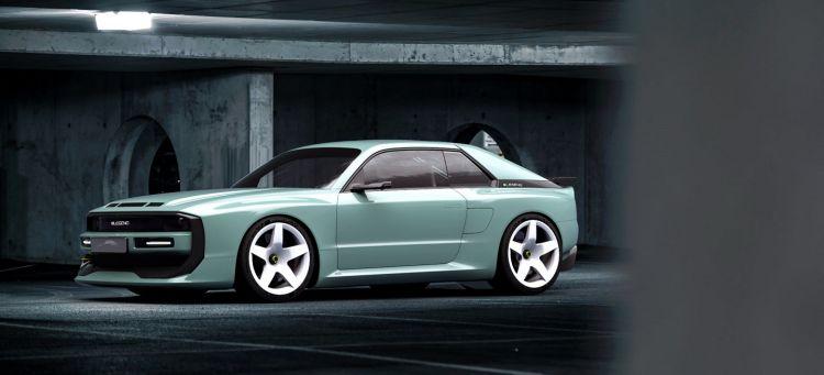Audi Sport Quattro E Legend El1 Exterior