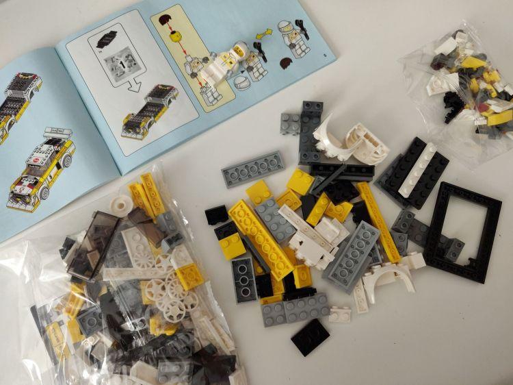 Audi Sport Quattro Lego Comprar 12