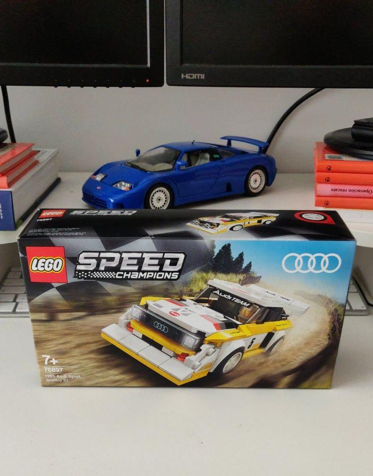 Audi Sport Quattro Lego Comprar 13