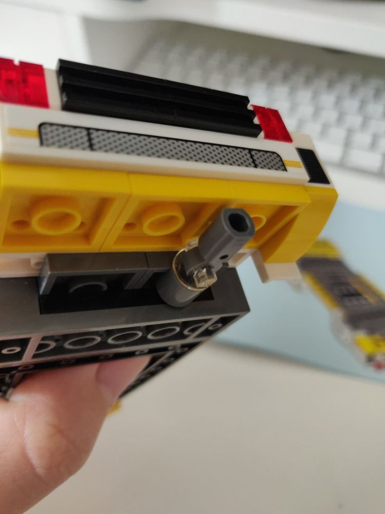 Audi Sport Quattro Lego Comprar 3