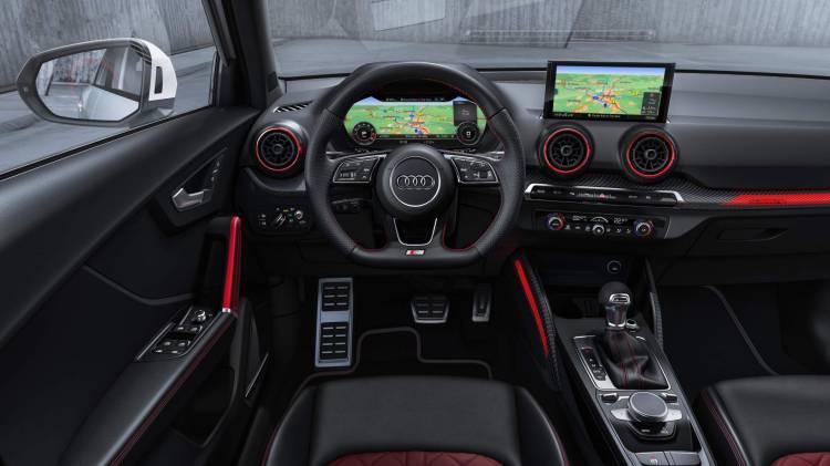 Audi Sq2 2019 Fotos 14