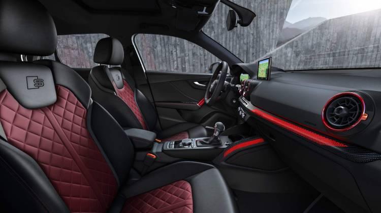 Audi Sq2 2019 Fotos 15