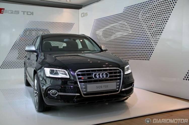 Audi SQ5 TDI, toma de contacto en Munich