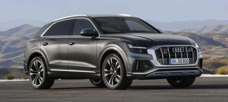 Audi Sq8 Tdi 2020 P