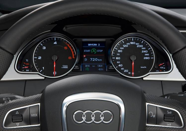 Start&Stop de Audi