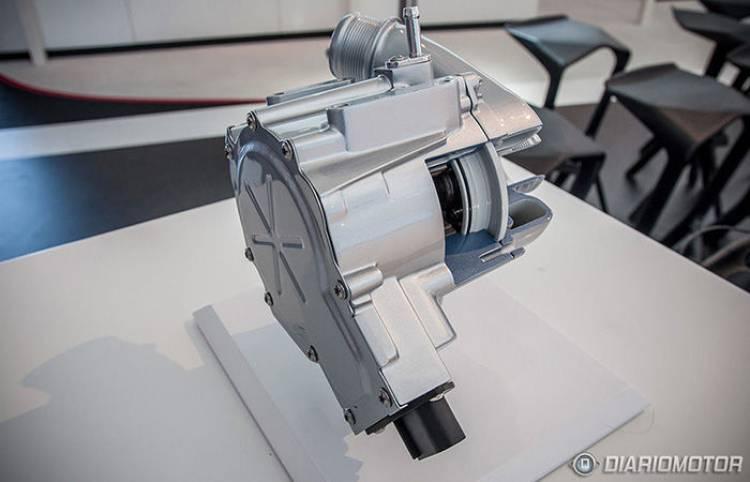 Volkswagen 2.0 Bi-TDI compresor eléctrico