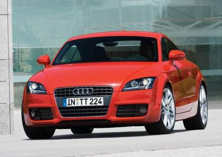 Fotos de la S-Line para el Audi TT 2007