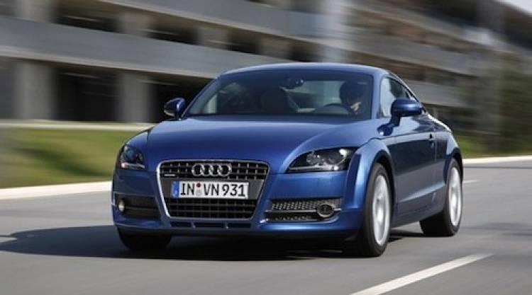 Audi TT 2009