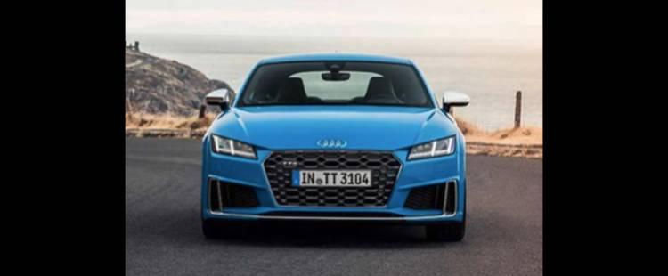 Audi Tt 2019 Primeras Fotos 2