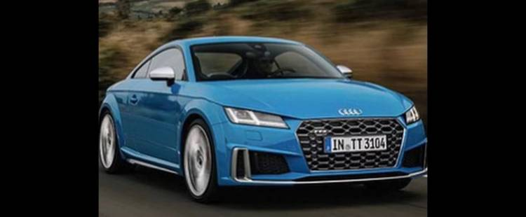 Audi Tt 2019 Primeras Fotos 3