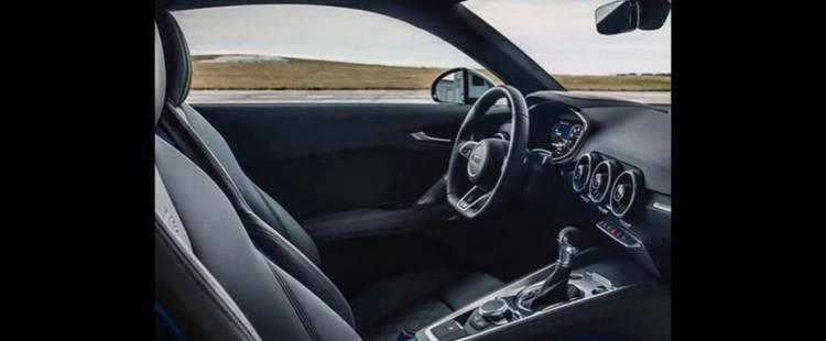 Audi Tt 2019 Primeras Fotos 4