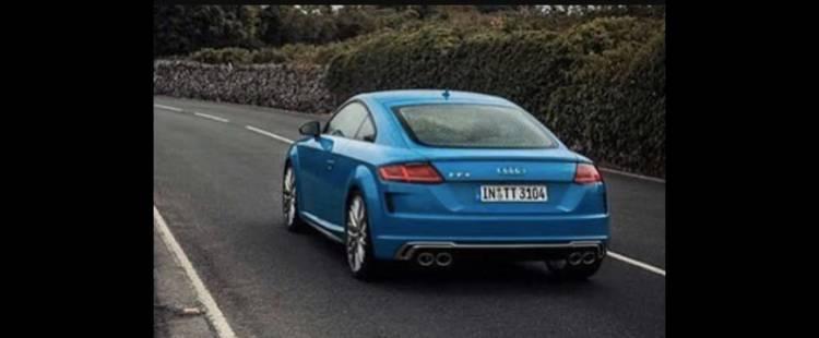Audi Tt 2019 Primeras Fotos 5
