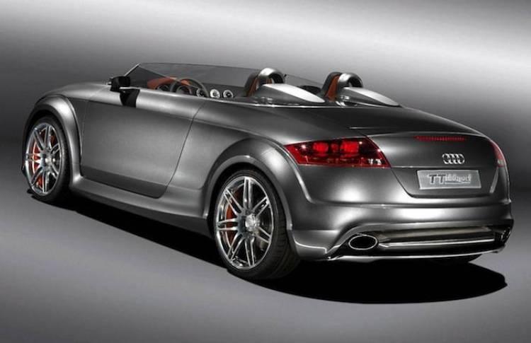 Audi TT Clubsport Quattro (2007)