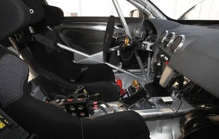 Audi GT4 Concept, un TT RS para la DTM