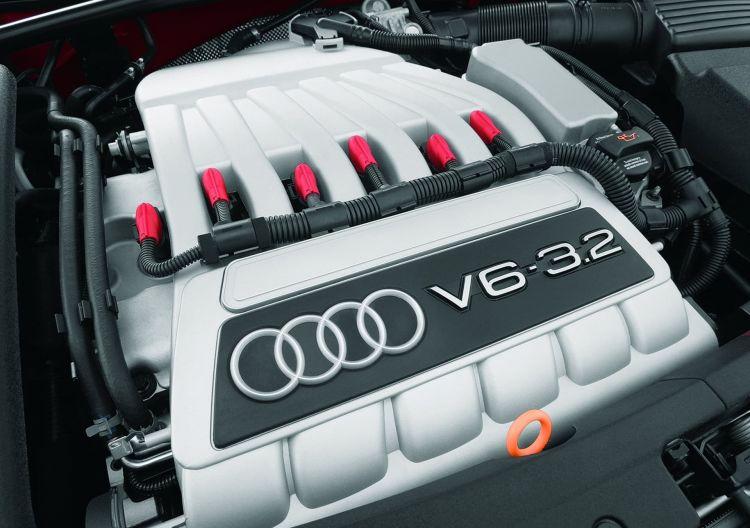 Audi Tt Motor V6 2021 002