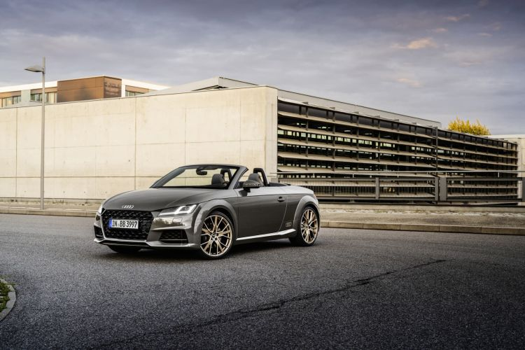 Audi Tt Roadster Bronze Selection