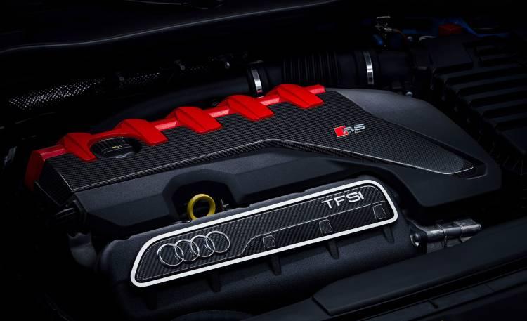 Audi Tt Rs 2019 Azul Motor