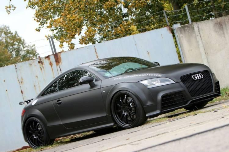 AVUS Performance Audi AuTT-RS