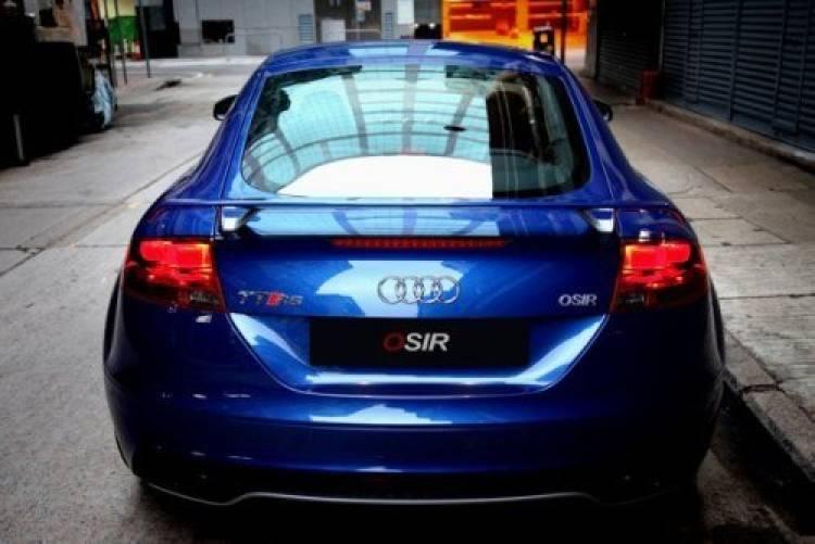 Audi TT-RS por OSIR