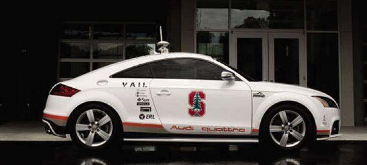 Audi TT-S Pikes Peak