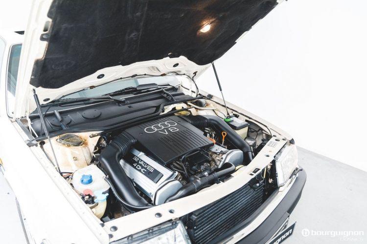 Audi V8 1990 Venta 15
