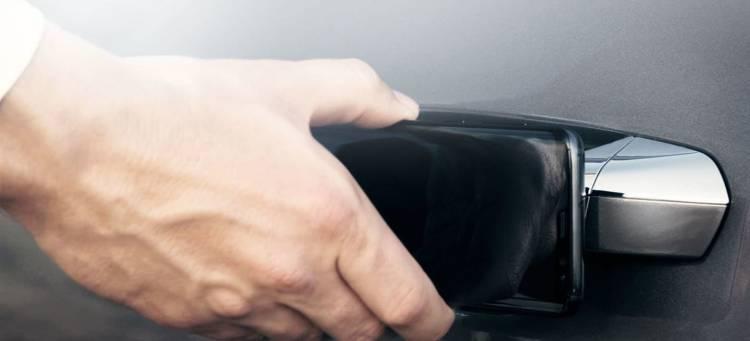 Audi connect key