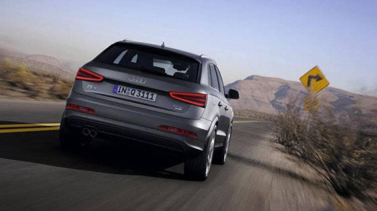 Audi Q3, precios para España