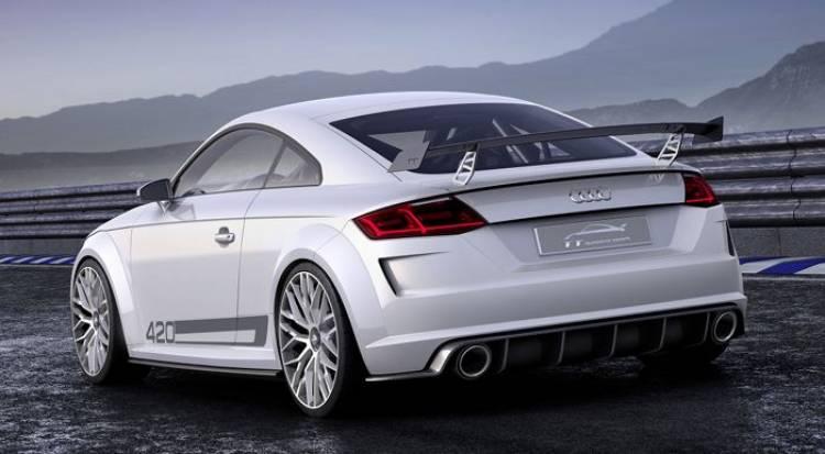 Audi podría crear una familia de modelos derivados del TT