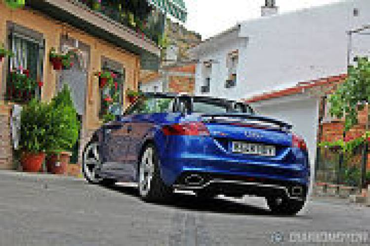 Audi TT RS Plus a prueba
