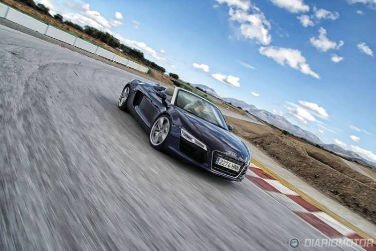El nuevo Audi R8 mantendrá las mecánicas actuales
