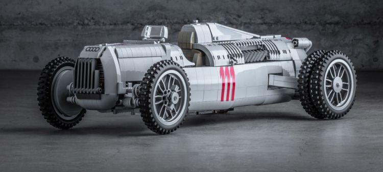 Auto Union Type C Lego P