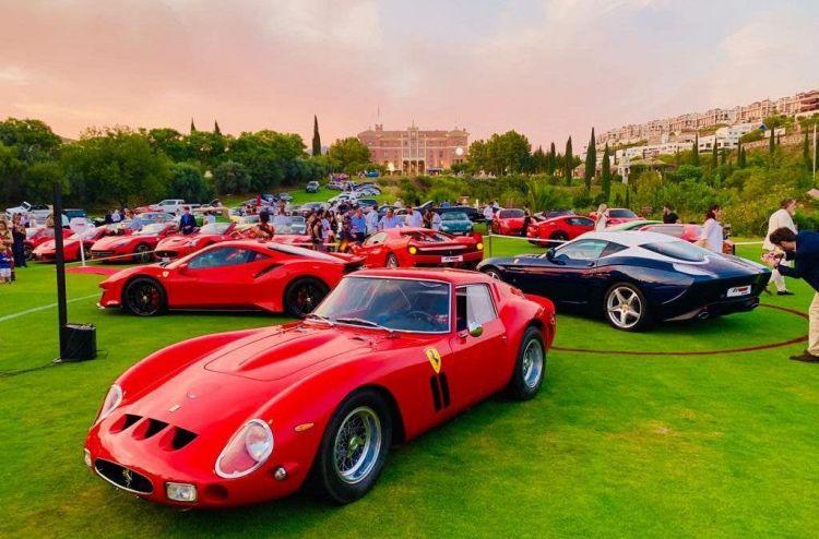Autobello 2020 Marbella 2019 21 Ferrari 250gto