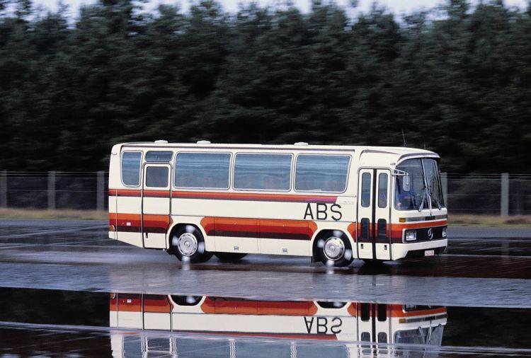 Autobus Pruebas Abs 1978