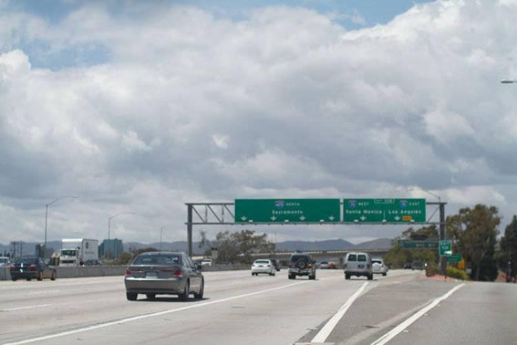 Autopista 405 Los Ángeles