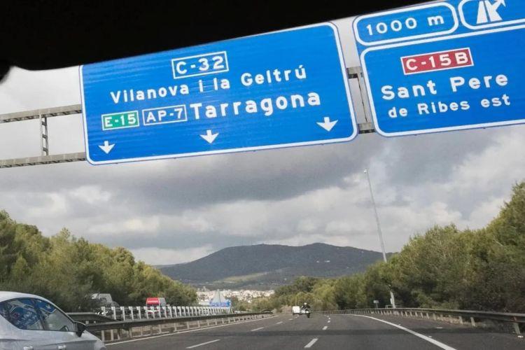 Autopista C 32 Gratis