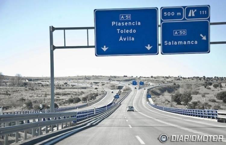 El Partido Popular plantea una subida a 140 km/h en las autovías de peaje