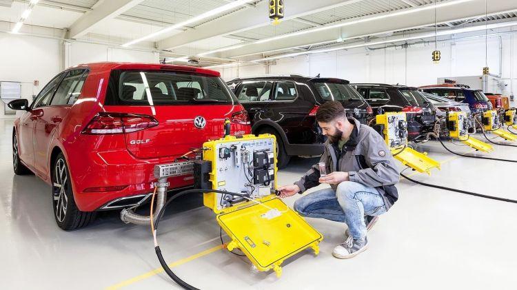 Averias Diesel Humo Blanco Taller Volkswagen Golf